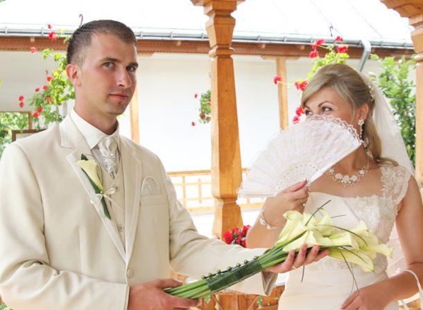 Nunta Targu Neamt Iustina si Liviu