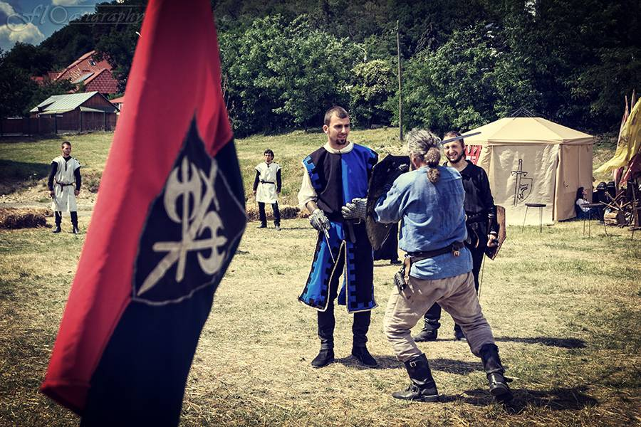 Lupte la Cetatea Neamtului (1)