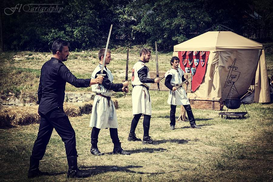Lupte la Cetatea Neamtului (15)