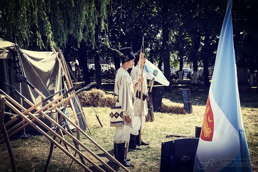 Lupte la Cetatea Neamtului (7)