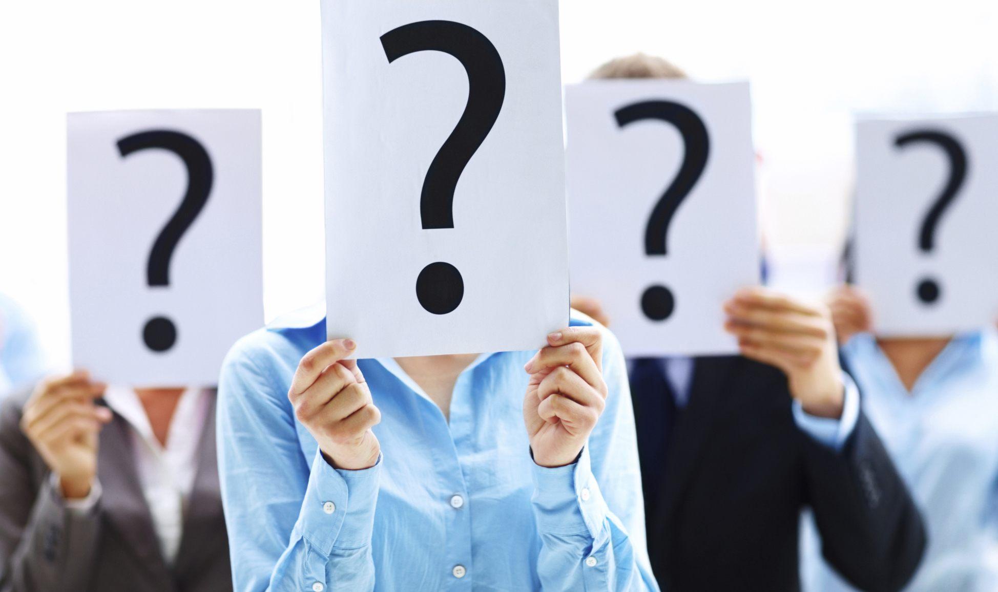Rubrica intrebari si raspunsuri in site