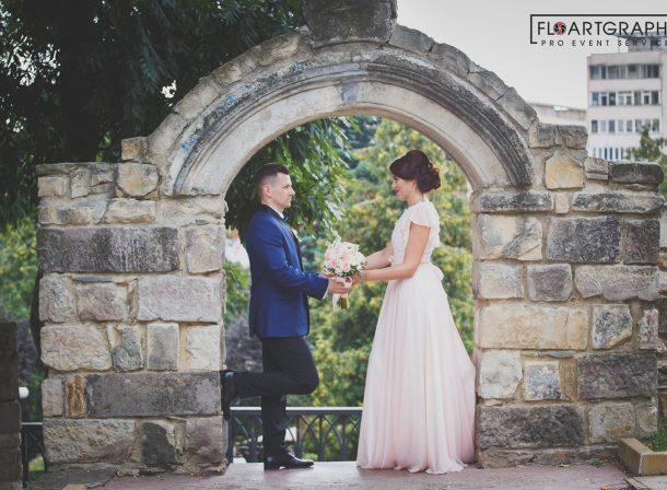 Codrina si Vlad foto nunta