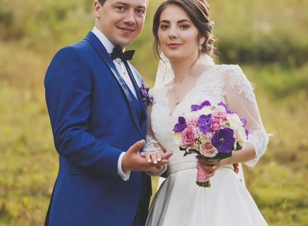 Cover nunta Maria si Ovidiu